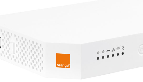 BOX INTERNET Orange